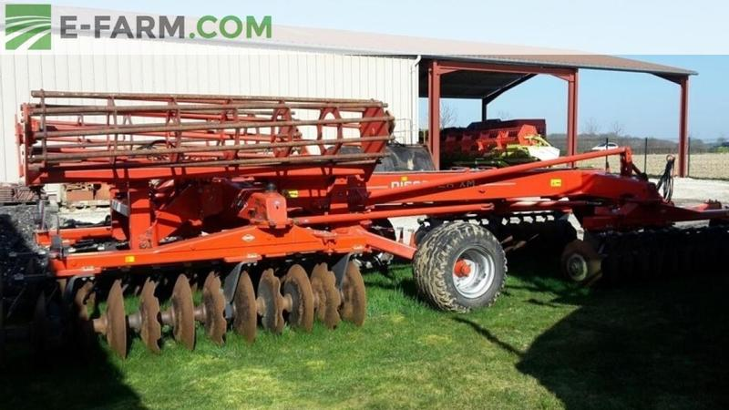Kuhn DISCOVER XM 44