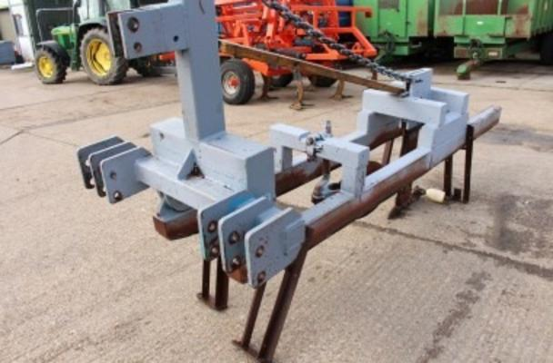 Ransomes  SINGLE LEG MOUNTED MOLE DRAINER