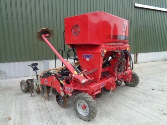 Used Sumo DTS 3M Mounted Drill