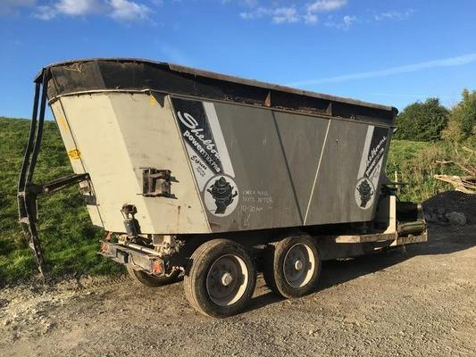 Shelbourne Reynolds 2009  Power Mix Pro Express 19,