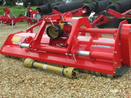 PROFORGE POWERCUT 280 Perugini Heavy Duty Front or Rear, 2.8 metre, New,