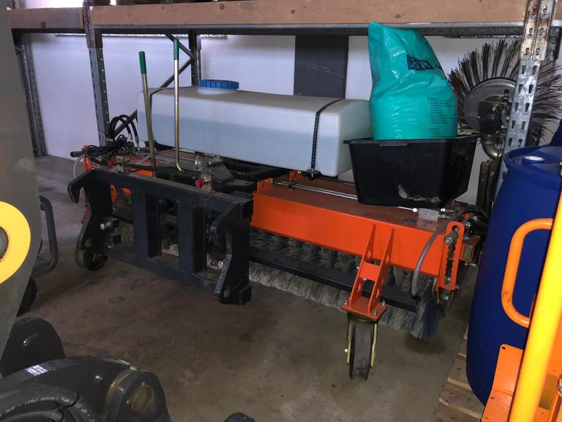 Tuchel Sweep Profi 660