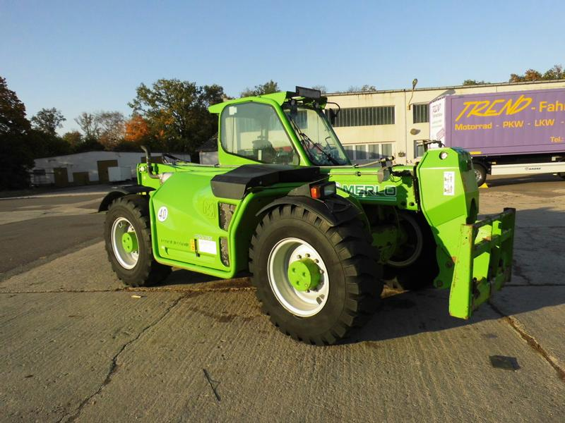 Merlo PANORAMIC P 55.9 CS