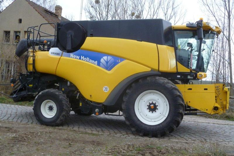 New Holland CR 9080 ***ALLRAD***