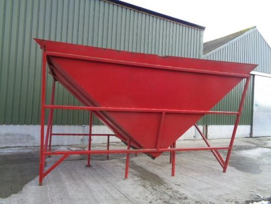 Hoppers Used 12 tonne Grain Hopper