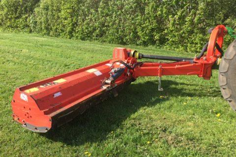 KRM OFFSET FLAIL MOWER (2013)