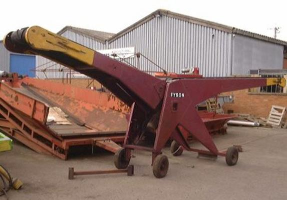 Fyson Packhorse container loader
