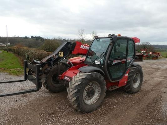 Manitou  MLT 634 120 LSU TURBO