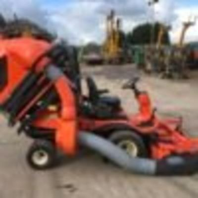 Kubota  F3680 OUT FRONT MOWER (ST086)