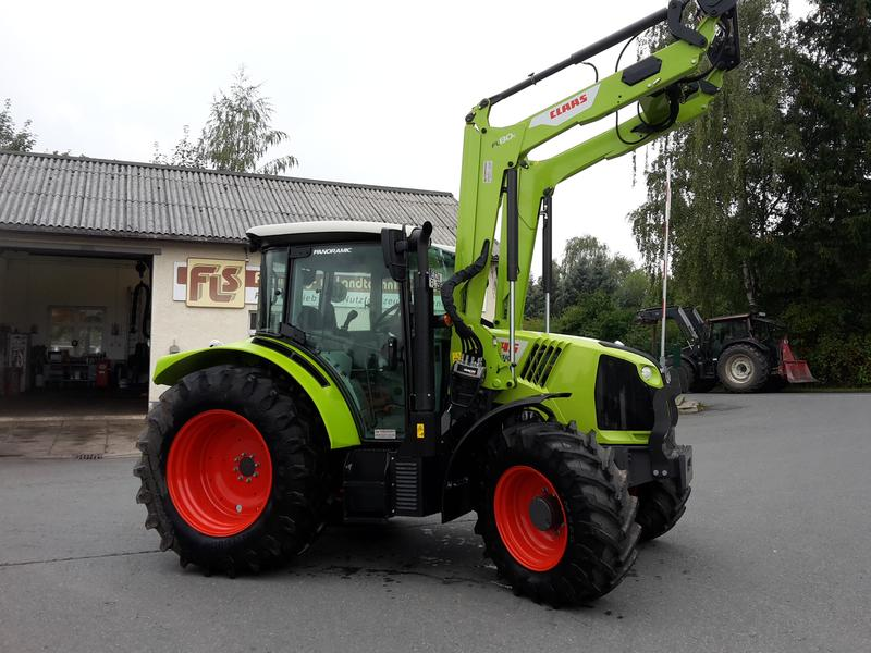Claas ARION 410 Concept