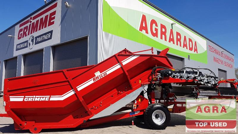 Grimme RH 24-60 XXL SCHÜTTBUNKER Receiving Hopper