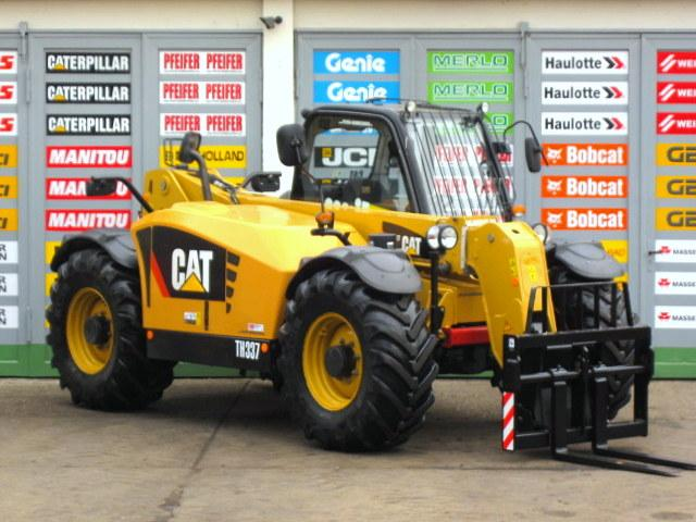 Caterpillar Caterpillar TH 337 Ag TURBO - 7.3m, 3.3t. - KLIMA vgl. 330