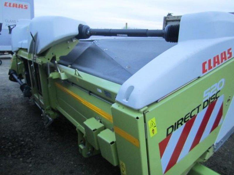 Claas Direct Disc 520 + Transportwagen