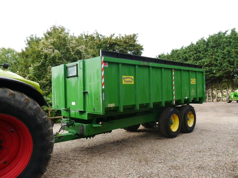 Easterby 12T Trailer
