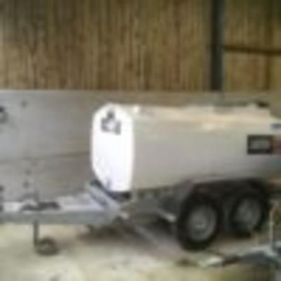 Other WESTERN/ABBI 2000 LITRE FAST TOW DIESEL TANK