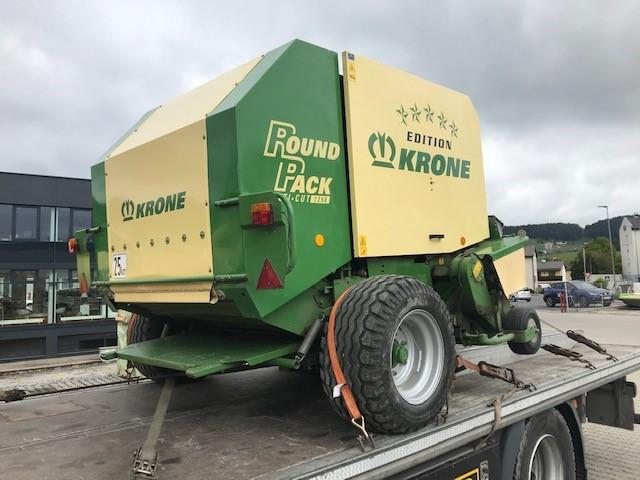 Krone Round Pack 1250 Multi Cut