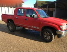 Toyota Hi Lux EX280 D4D Double cab pick up