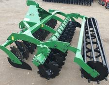 AWEMAK Hight quality - best price! Disc harrow MSM BT 30! Discs 510, tube bar roller