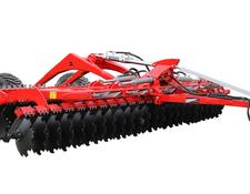 AWEMAK OZYRYS BTHD40 disc harrow with transport kit!
