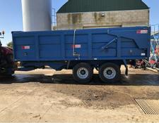 AS Marston FT15M 15t Fast trail high speed trailer